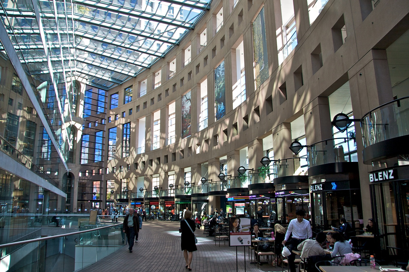 Vancouver Public Library: Always judge a library by its ...