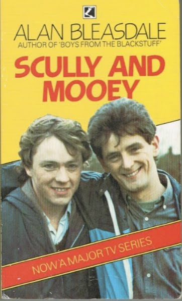 'Scully and Mooey' was published in 1984 by Corgi Books and was a revised edition of 'Who's Been Sleeping in My Bed?' (1977)