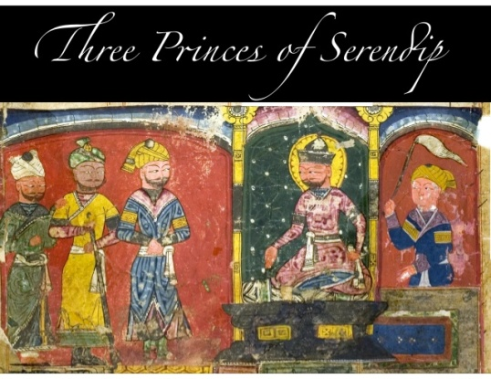 Image result for three princes of serendip