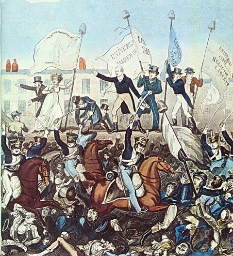4. Peterloo Carlile (detail)