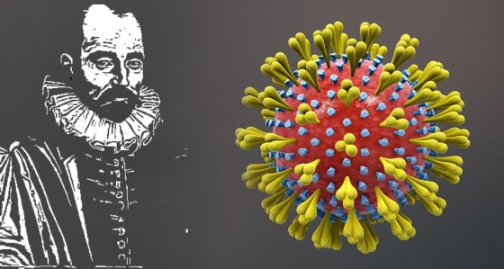 coronavirus and Michel d Montaigne