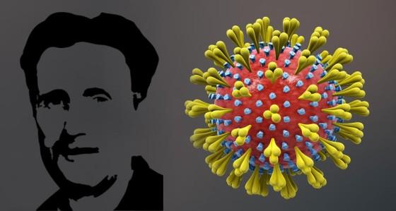 coronavirus and Orwell